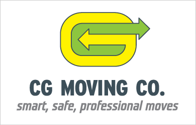 CG Moving Co. Rebranding