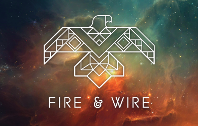 Fire and Wire Logo